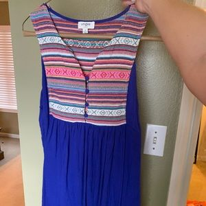 Serape UMGEE dress